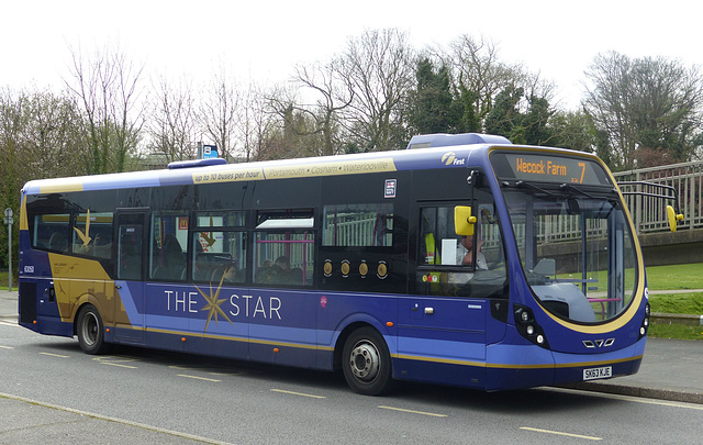 First at Hilsea (9) - 31 March 2014