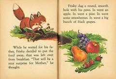Little Fox - spread 3