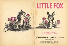 Little Fox - Title Page