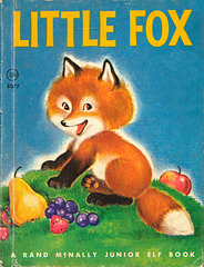 Little Fox  - Cover