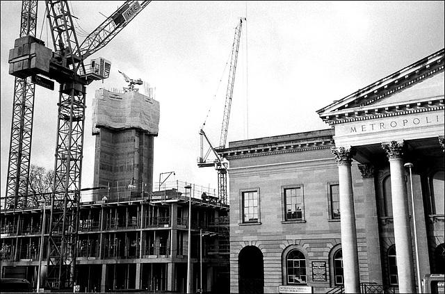 New Development/Metropolitan Tabarnacle, Elephant and Castle.