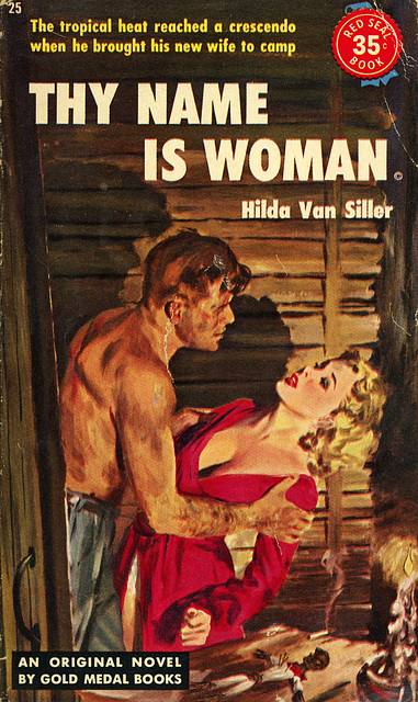 Red Seal Books 25 - Hilda Van Siller - Thy Name is Woman