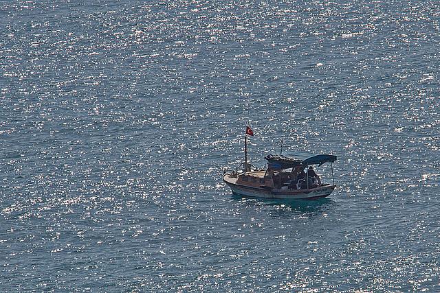 20140306 0551VRAw [TR] Antalya, Boot