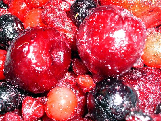 Berry goodness