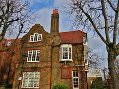 priory house, beford park, chiswick, london