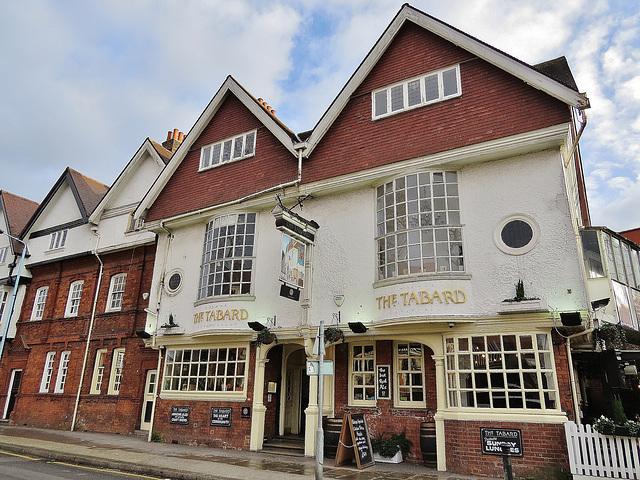 tabard inn, bedford park, chiswick, london