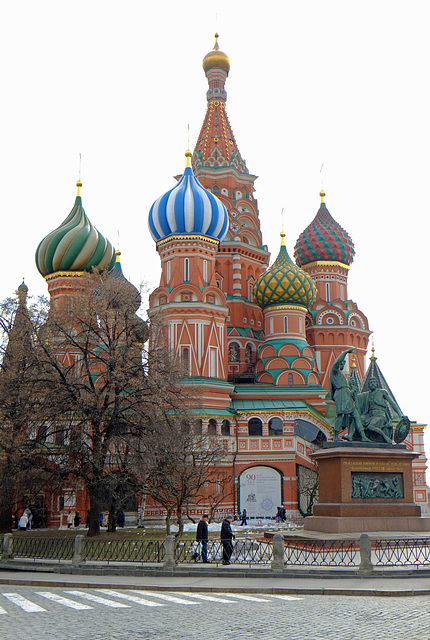Moscow Red Square X-E1 St Basil's Cathedral 2