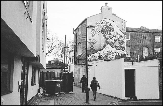 Mural. Camberwell.