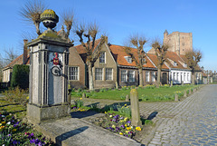Nederland - Sint Anna ter Muiden
