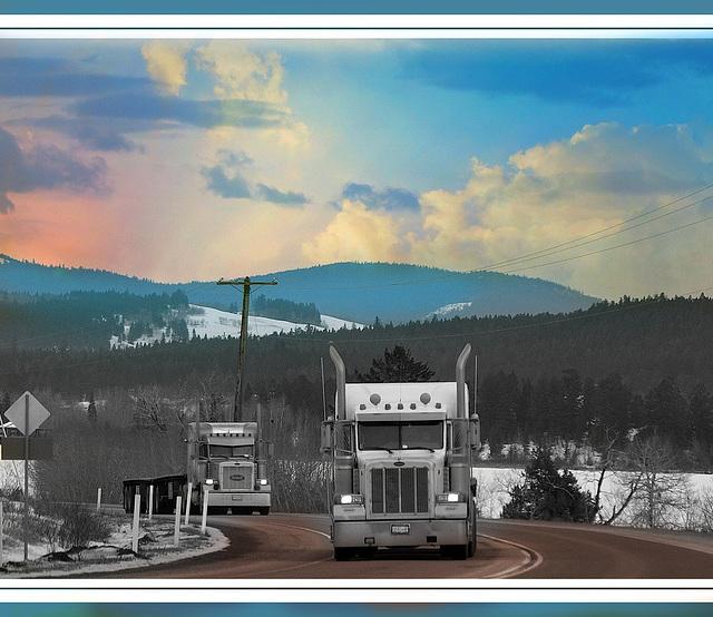Highway 97, British Columbia