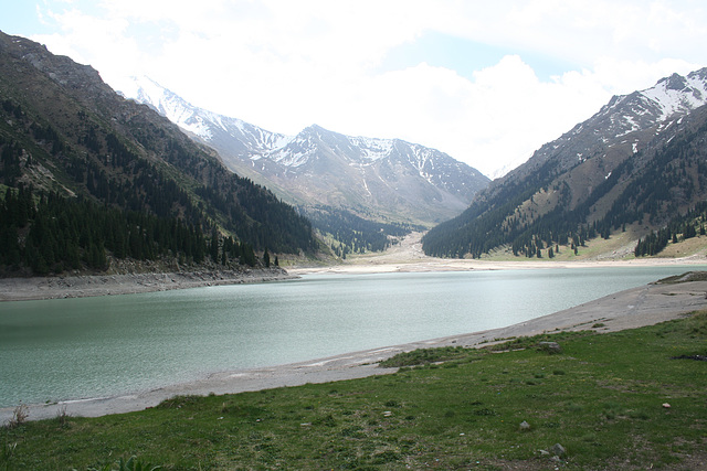 Great Almaty Lake