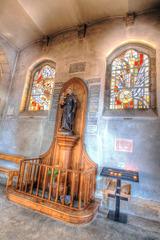 Eglise St Lubin et St Jean Baptiste