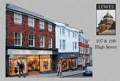 Lewes 197 & 198 High Street  - 19.2.2014