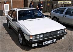 1987 VW Scirocco Mk2 GT - E48 GRE