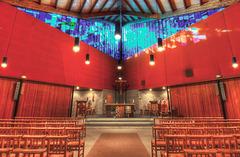 Eglise Ste Bernadette de la Louviére