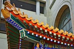 Chinese Imperial Palace Hall – Royal Ontario Museum, Toronto, Ontario