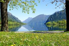 Am Lago d'Idro. ©UdoSm