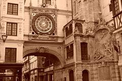 Rue du Gros Horloge - Rouen