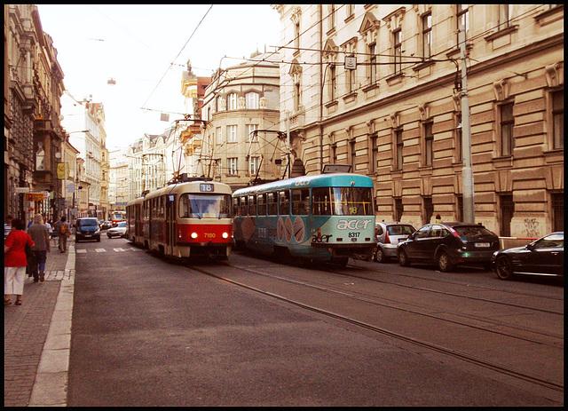 Prague 2009: Nové Město