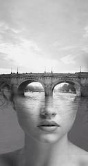 """""""Sous le pont Mirabeau coule la Seine et nos amours ..."""""""