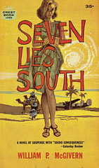 William P. McGivern - Seven Lies South