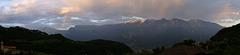 Regen über dem Monte Baldo, der nie unten ankommt...  ©UdoSm