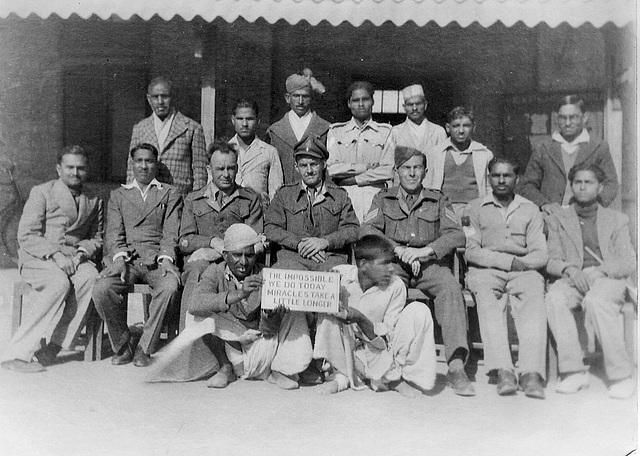 Expense Group - India c1945
