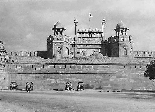 The Red Fort Delhi, India c1945