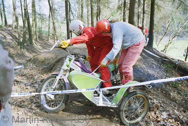 Oldtimer-Trial Herbede 1998 F11 B18a