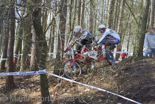 Oldtimer-Trial Herbede 1998 F11 B20a