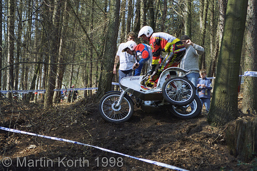 Oldtimer-Trial Herbede 1998 F11 B21a
