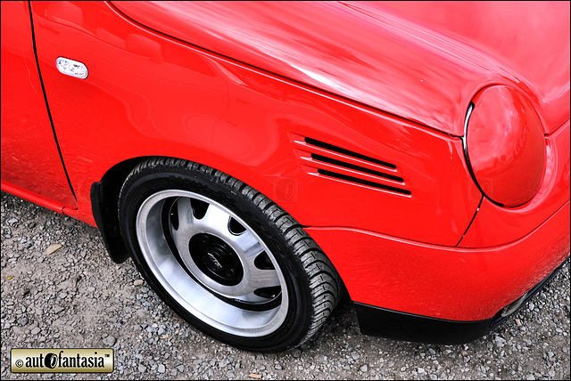 VW Lupo - Details Unknown