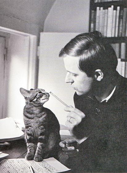 Frédéric Vitoux et Nessie