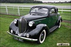 1938 Plymouth P6 - CAS 607