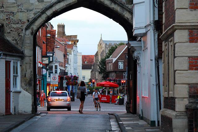 North Gate, High Street, Salisbury