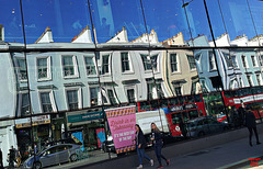 Notting Hill reflections
