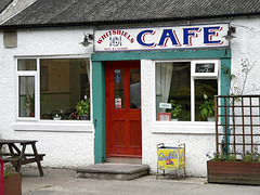 Whitshiels Cafe