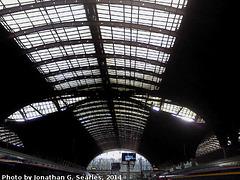 Paddington Trainshed, London, England (UK), 2014
