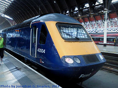 FGW #43004 in London Paddington, London, England (UK), 2014