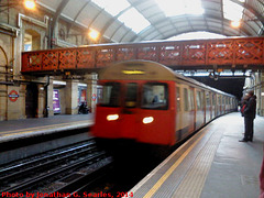 Paddington Underground Station, Picture 3, London, England (UK), 2014