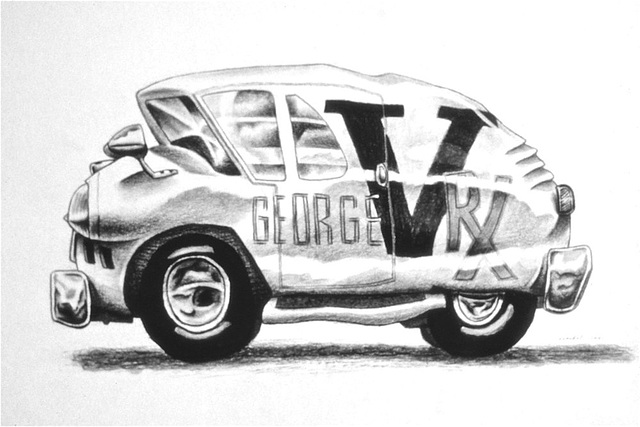 GEORGE V DELIVERY VEHICLE, 1991