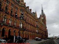 London St. Pancras, London, England (UK), 2014