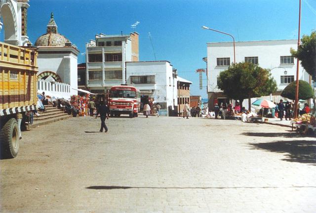 09 Copacabana: Town Centre