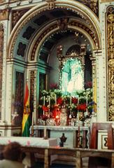 11 Copacabana: Church Interior