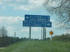 Aluona, fiume, upe, Lietuva