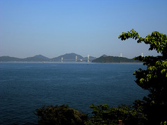 Next to last exit from Shikoku