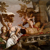 """Disillusion"" from ""The Allegories of Love"", one of four canvases by Paul VERONESE"