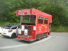 DSCN1106 The Polperro Tram Company REO 207L - 11 Jun 2013