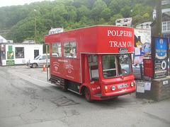 DSCN1112 The Polperro Tram Company REO 207L - 11 Jun 2013