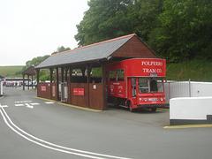 DSCN1119 The Polperro Tram Company REO 207L - 11 Jun 2013